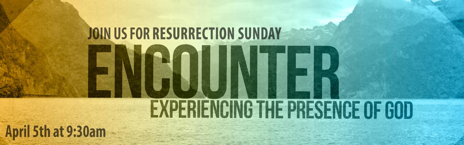 Resurrection Sunday 2015