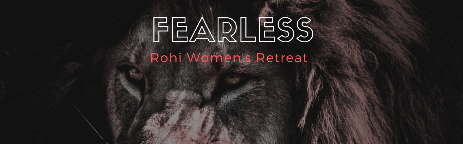 Fearless Women's Retreat