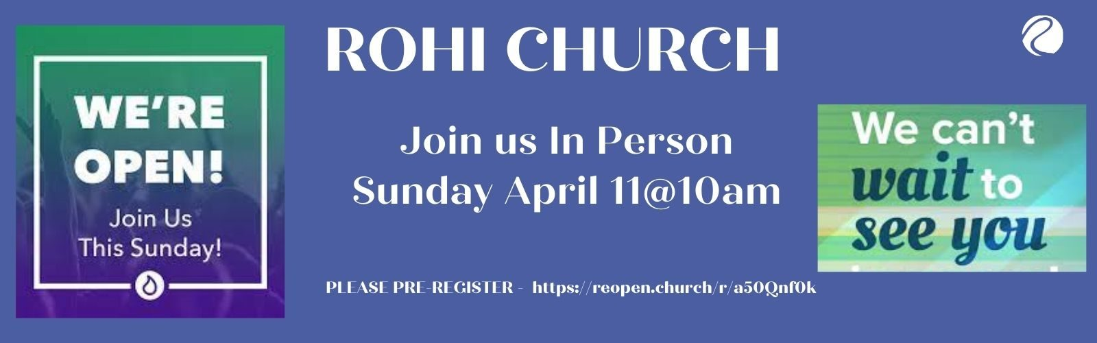 Rohi is Re-opening!