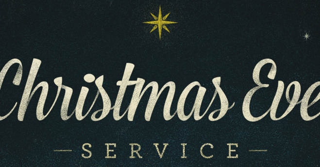 christmas eve service banner - photo #11